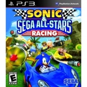 Sonic & Sega All-Stars Racing Game PS3 (#)