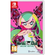 World's End Club Deluxe Edition Nintendo Switch Game
