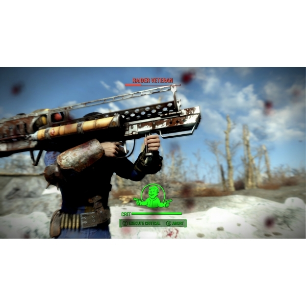 Fallout 4 PS4 Game - Image 7