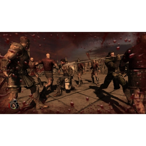 The Cursed Crusade Game Xbox 360 - Image 2