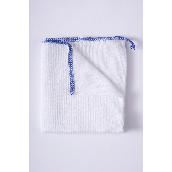 Abbey Bleached Dish Cloth Pack 10 18 x 15