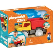 Playmobil Sand Dump Truck with Removable Bucket