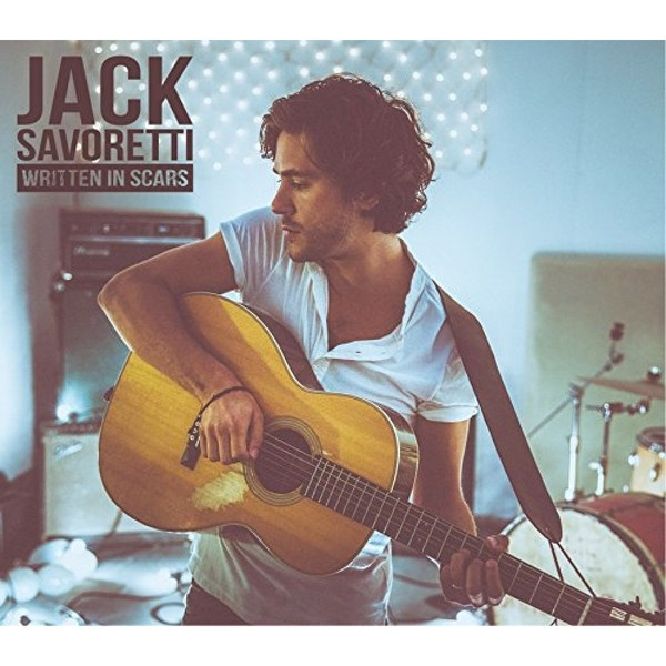 Jack Savoretti - Written In Scars CD