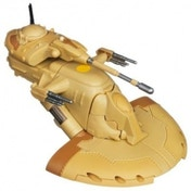 Star Wars Transformers Battle Droid AAT