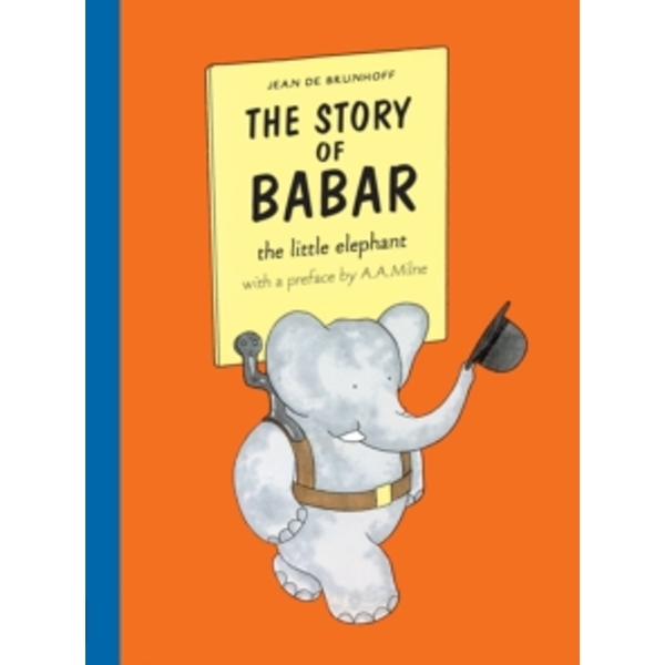 The Story of Babar by Jean de Brunhoff (Paperback, 2008)