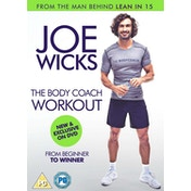 Joe Wicks The Body Coach Workout DVD