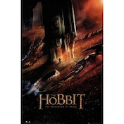 The Hobbit Desolation of Smaug Dragon Maxi Poster