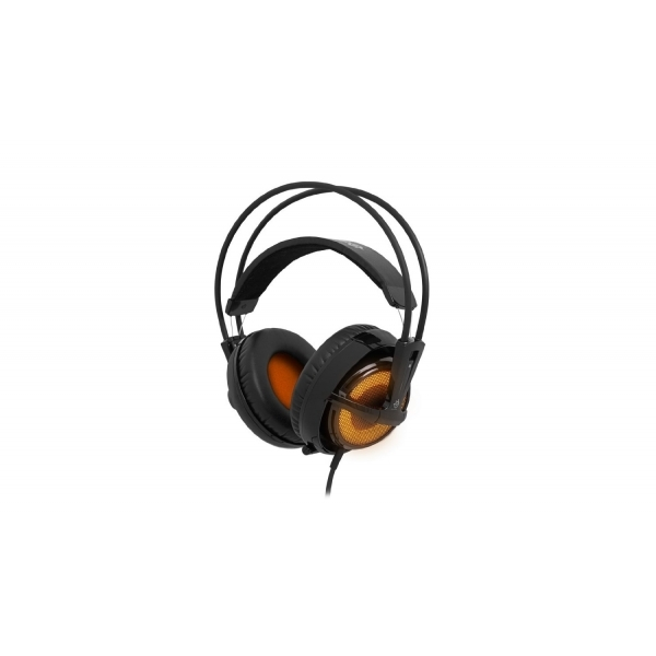 c6d1df53b17 Hey! Stay with us... Steelseries Siberia V2 PC Gaming Heat Headset Orange