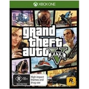 Ex-Display Grand Theft Auto GTA V (Five 5) Xbox One Game (Australian Version) Used - Like New