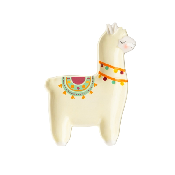 Sass & Belle Lima Llama Shaped Trinket Dish