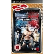 WWE Smackdown Vs Raw 2011 Game (Essentials) PSP
