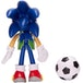 Sonic With Soccer Ball (Sonic The Hedgehog) 4 Inch Action Figure - Image 5
