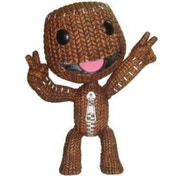Little Big Planet Sackboy Peace Sign 6