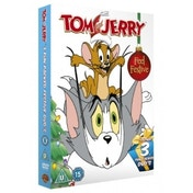 Tom And Jerry Christmas Collection DVD