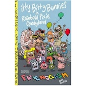 Itty Bitty Bunnies: Friendgasm by Dean Rankine (Paperback, 2016)