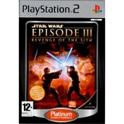 Star Wars Episode III Revenge of the Sith (Platinum) Game PS2