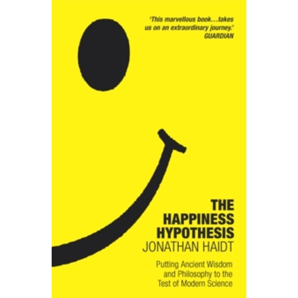 The Happiness Hypothesis: Putting Ancient Wisdom to the Test of Modern Science by Jonathan Haidt (Paperback, 2006)