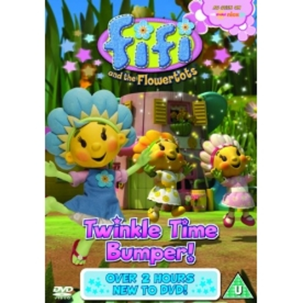 Fifi and the Flowertots: Twinkle Time Bumper DVD