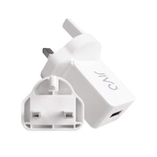 Jivo JI-1866 UK USB Wall Charger UK Plug