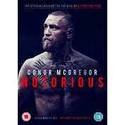 Conor McGregor - Notorious (Official Film) DVD