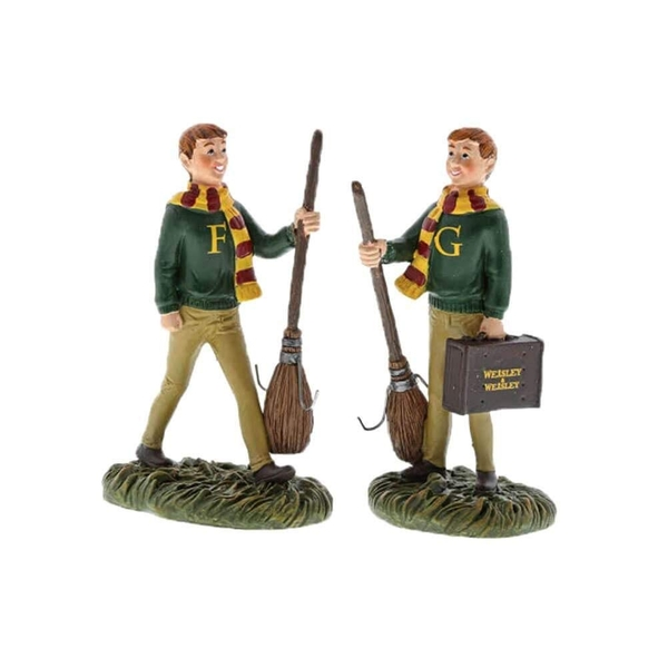 Fred and George Weasley (Harry Potter) Figurine