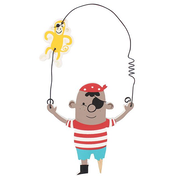 Pirate Adventure Door Hanger