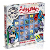 Top Trumps Match DC Comics