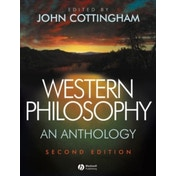 Western Philosophy: An Anthology by John Cottingham (Paperback, 2007)
