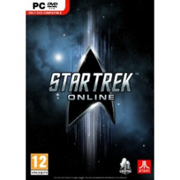 Star Trek Online The Gold Edition Game PC