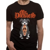 Mr Pickles - Face Men's Medium T-Shirt - Black