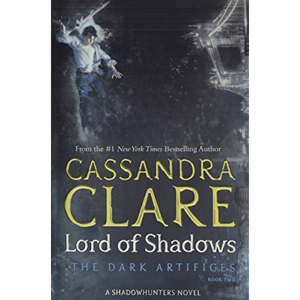 Lord of Shadows  Paperback / softback 2018