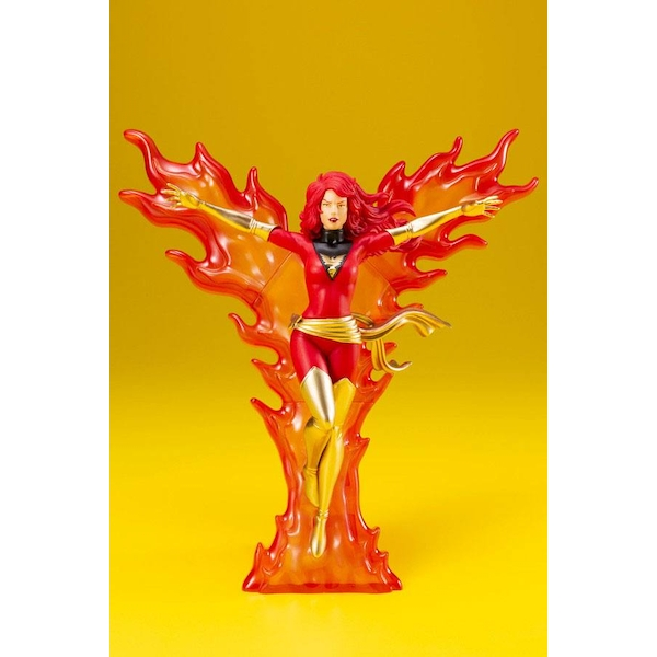 Marvel Universe ARTFX+ Statue 1/10 Phoenix Furious Power (Red Costume) 24 cm
