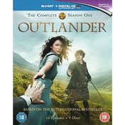 Outlander - Complete Season 1 Blu-ray