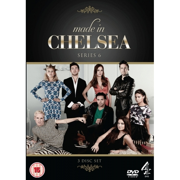 Made In Chelsea Series 6 DVD
