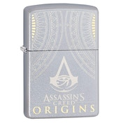 Zippo Assassins Creed Origins Chrome Regular Windproof Lighter