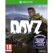 DayZ Xbox One Game + Keyring