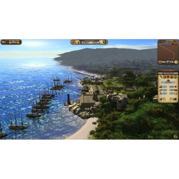 Patrician IV Gold Edition & Port Royale 3 Gold Edition Double Pack PC Game - Image 5