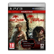 Dead Island Double Pack PS3 Game