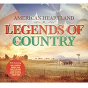American Heartland Legends Of Country CD