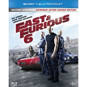Fast & Furious 6 Blu-ray & UV Copy