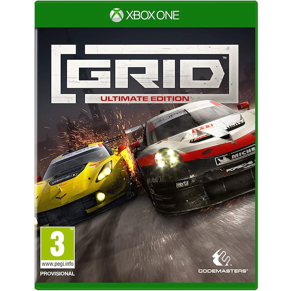 GRID Ultimate Edition Xbox One Game