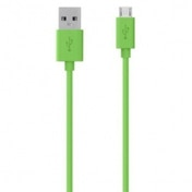 Belkin MixIt Colour Range 2m Micro USB Cable in Green