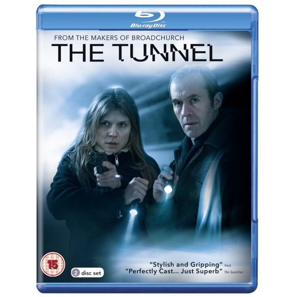 The Tunnel Blu-ray