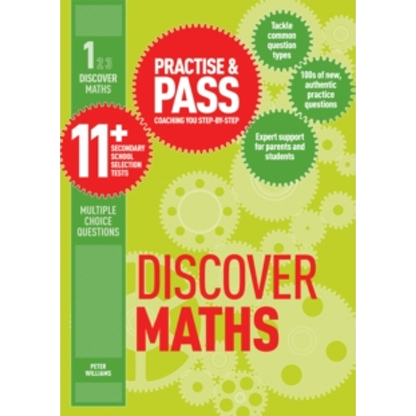 Practise & Pass 11+ Level One: Discover Maths by Peter Williams (Paperback, 2010)