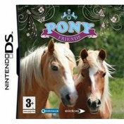 Pony Friends Game DS