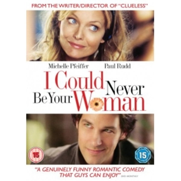 I Could Never Be Your Woman DVD