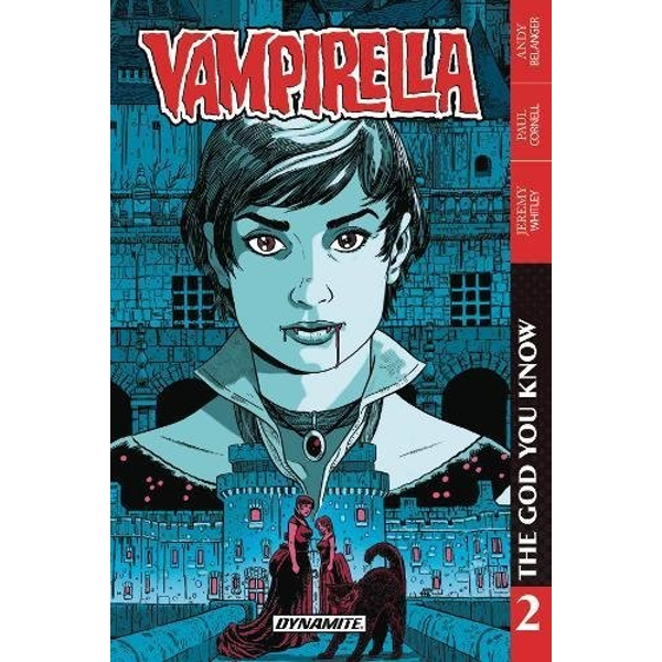 Vampirella Vol. 2 The God You Know