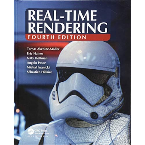 Real-Time Rendering, Fourth Edition  Hardback 2018