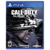 Call Of Duty Ghosts Game PS4 (#)