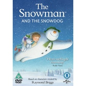 The Snowman and the Snowdog (Christmas Decoration) DVD
